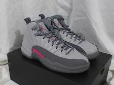 Nike Air Jordan 12 Retro Wolf Grey / Vivid Pink