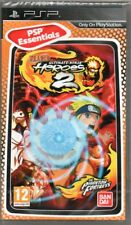 NARUTO: ULTIMATE NINJA HEROES 2 (Phantom Fortress) GAME PSP ~ NEW / SEALED