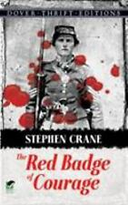 The Red Badge of Courage (Dover Thrift Editions) by Stephen Crane