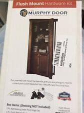 Hidden Door Hinge Invisible Secret Murphy Door Bookshelf System Home Office