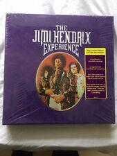 The Jimi Hendrix Experience-Original non ouvert Comme neuf année 2000, 8 VINYL LP COFFRET