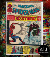 The Amazing Spider-Man #13 (Marvel) VG! HIGH RES SCANS! NICE BOOK!