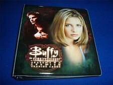 Buffy TVS Season 2 Official Inkworks Binder