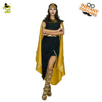 Deluxe Egypt Queen Costume Women Carnival Party Sexy Cleopatra Cosplay Fancy Set