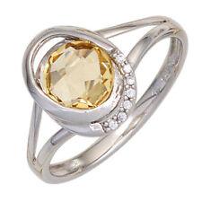 Anelli di lusso in oro bianco misura anello 17
