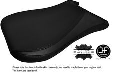 DESIGN 4 BLACK DS ST CARBON CUSTOM FITS KAWASAKI ZX6R 98-03 FRONT SEAT COVER