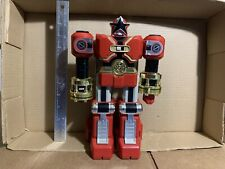 1996 Power Rangers Zeo Deluxe Red Battlezord Bandai Vintage