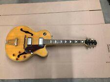 Davison Hollow Body Jazz Electric Guitar