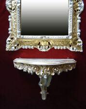 Espejos decorativos blancos rectangulares sin marca para el hogar