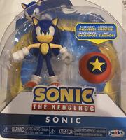 🔥*NEW* Sonic the Hedgehog Jakks Pacific 4 inch ACTION FIGURE🔥