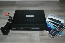 Swann DVR-1250 H.264 8 Channel 500GB HDD CCTV Digital Video Recorder #Ref61