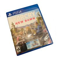 Far Cry: New Dawn (Sony Playstation 4, 2019) Tested Disc Is Mint