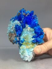 "SS Rocks - Chalcanthite (Planet Mine, La Paz Co, Arizona) 250g ( 4 5/8"" )"