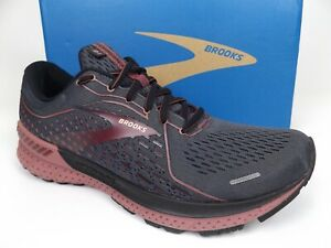 Brooks Adrenaline GTS 21 Womens Running Shoes, Size 10.5 BM, Multicolor 20827