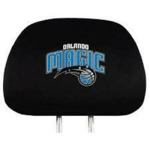 Orlando Magic NBA Officially Licensed Headrest Covers