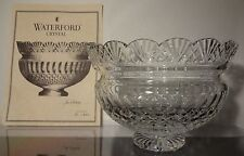 """Waterford Crystal JIM O'LEARY (1997)15th Aniversary Centerpiece 10 1/8"""" #199/250"""
