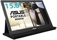 ASUS MB169C+ 15.6 pulgadas Monitor portátil USB de tipo C, FHD (1920 X 1080)
