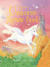 Unicorn Jigsaw Book (Jigsaw Books),  | Board book Book | Acceptable | 9780746076