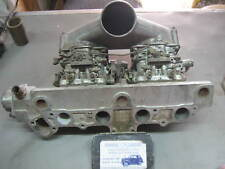 Matra Bagheera collecteur d'admission INTAKE MANIFOLD Dubbele Weber carburateur