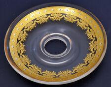 Orthodox Candle Anti Wax Dripping Glass Plate Tropfschutzring Glas Tropfschutz