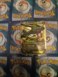 Pokemon - Rayquaza Ex 85/124 - Holo - Stirpe Dei Draghi - Italiano