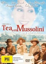 Tea With Mussolini (DVD, 2006)