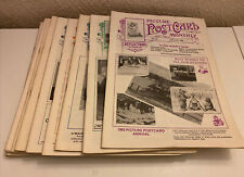 More details for picture postcard monthly - 1983 - 12 issues - complete year