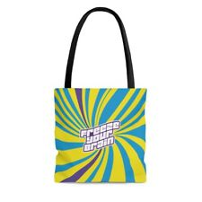 Freeze Your Brain Tote Bag, Heathers the Musical, 7-Eleven Slushie, Brain Freeze