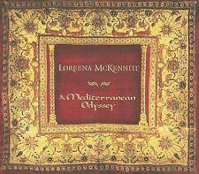 A Mediterranean Odyssey [Slipcase] by Loreena McKennitt (CD, Oct-2009, 2 Discs, Quinlan Road)