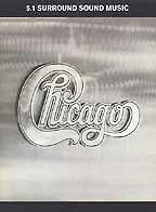 CHICAGO Chicago DVD AUDIO 5.1 DOLBY SURROUND SOUND! Used! 2003 RHINO RECORDS!