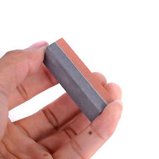 800#&400#  Grit Knife Razor Sharpener Fine Stone Oilstone Polishing Whetstone