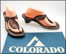 Mules Medium (B, M) Block Sandals & Flip Flops for Women