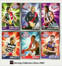 SET-2007 Kraft Dairy AFL Action Heroes Trading Card Set (17)