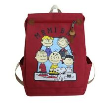 Super Cute Snoopy Peanuts Backpacks Bag School Travel Backpack Bookbags