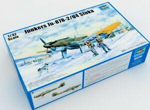 Trumpeter 1/32 03215 Junkers Ju-87B-2/U4 Stuka