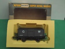 WRENN W5029 GWR STEEL 12 TON MINERAL WAGON EXCELLENT IN BOX