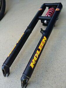 Noleen - Girvin proflex suspension fork