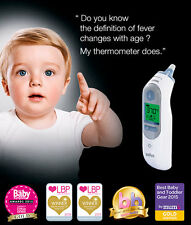 NEW BRAUN THERMOSCAN 7 PROFESSIONAL BABY/ADULT DIGITAL INFRARED EAR THERMOMETER