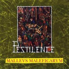 PESTILENCE - Malleus Maleficarum DCD NEU Re-Release