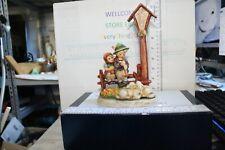 Vintage Germany Goebel Hummel Wayside Devotion Porcelain Figurine #28 Ii Tmk 7