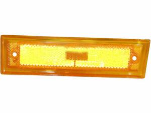 For 1987-1991 GMC R1500 Suburban Side Marker Light Assembly Left TYC 54797DR