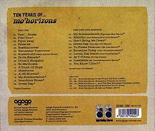 Mo' Horizons – Ten Years Of. ( Downtempo, Broken Beat 2CDs ) u.a Green Day NEU