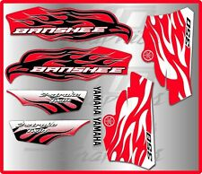 Yamaha banshee full graphics kit....