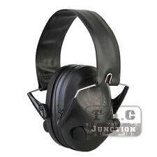 IPSC USPSA IDPA Shooting Earmuffs Peltor 6S Electronic Headset Hearing Protector