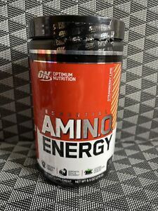 """ON Essential Amino Energy - 30 Servings Strawberry Lime - Exp. 07/22 """"READ"""""""