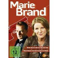 """MARIA BRAND """"UND DIE TÖDLICHE GIER/..."""" DVD KRIMI NEU"""
