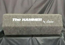 """The Hammer by Lanzar 12"""" Old School Subwoofer Bass Cannon Enclosed (Brand New!)"""