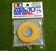 Tamiya Masking Tape Refill De 10 Mm Ancho modelización Accesorios artículo 87034