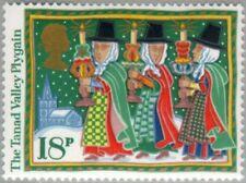GREAT BRITAIN -1986- Christmas 1986 - Folk Customs - MNH Stamp - Scott #1164