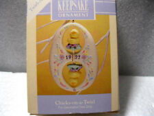 1993 Hallmark CHICKS-ON-A-TWIRL Easter Spring  NEW Twirl-About